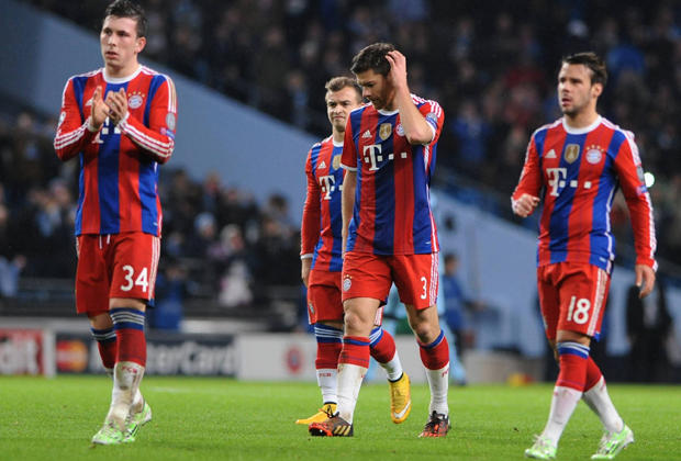 La paridad o disparidad de la Bundesliga. Foto: ran.de