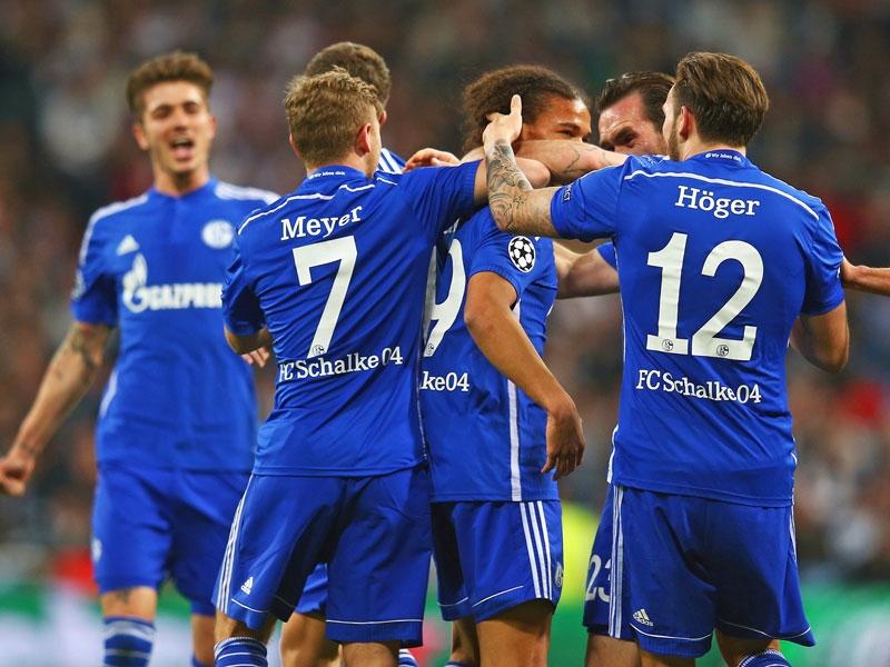 Champions League Schalke 04