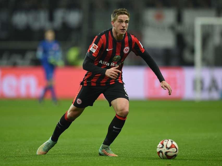 Bastian Oczipka Eintracht Frankfurt