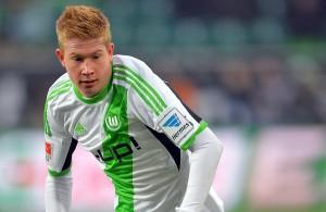 Bayern München Kevin De Bruyne Wolfsburg