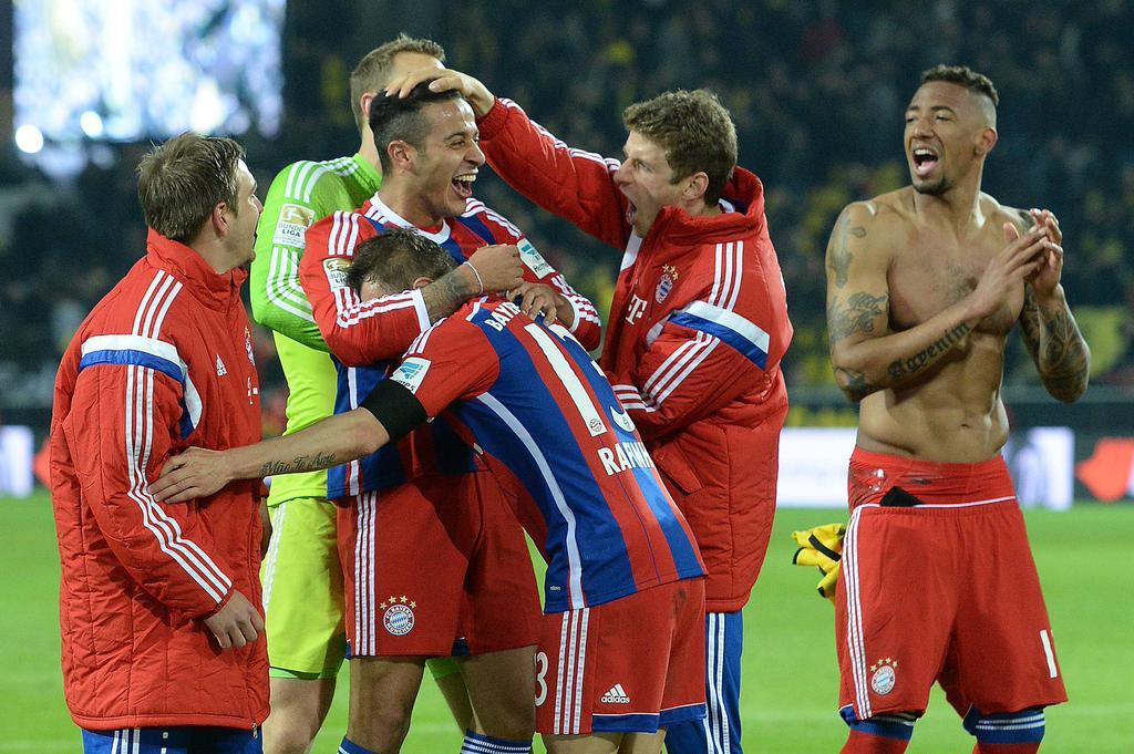 Thiago Alcántara Bayern Múnich