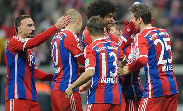 Bayern Múnich Campeón Bundesliga 2014/15