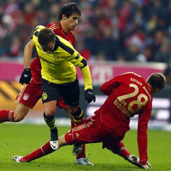Holger Badstuber lesión Bayern Múnich