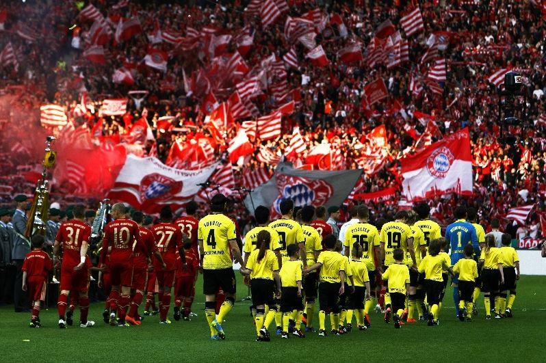 Borussia Dortmund Bayern Múnich