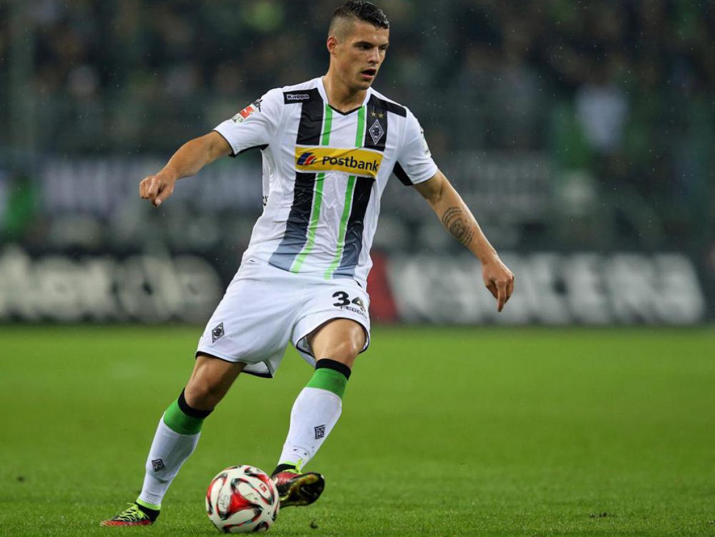 Granit Xhaka Borussia Mönchengladbach