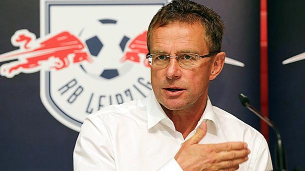 Ralf Rangnick confía en que el RB Leipzig ascienda a primera en mayo, y ya en el club se están haciendo los ajustes necesarios para estar preparados para la élite. Foto: Getty Images.