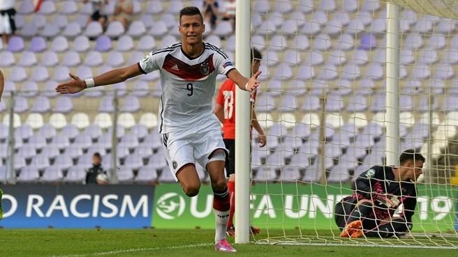 RB Leipzig Davie Selke Mundial Sub-20