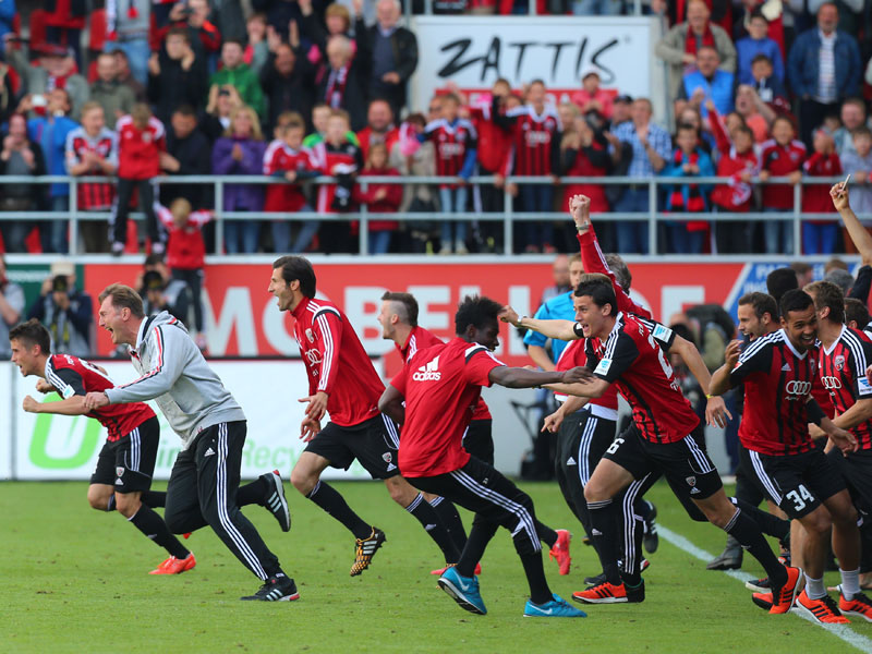 Ingolstadt 04 Ascenso Bundesliga