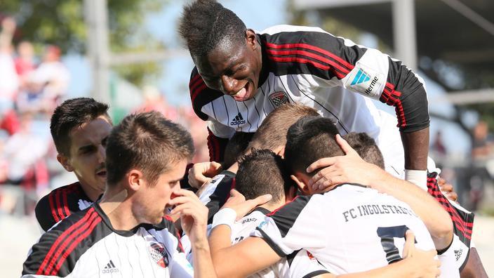 Ingolstadt, a sólo un paso de la gloria (Imagen: sportschau.de)