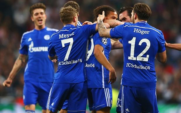 Schalke 04 cantera