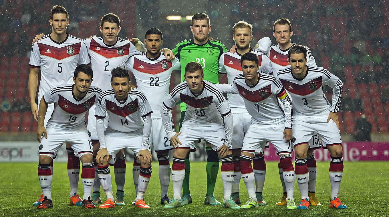 Preselección Alemania Europeo Sub-21