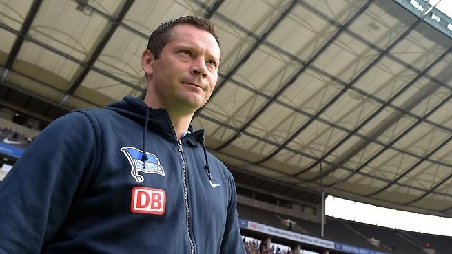 Histórico. Pál Dardai lleva 18 años en Berlin, desde que llegó como jugador en 1997. Foto: herthabsc.de