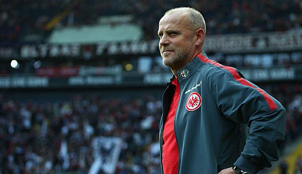 Thomas Schaaf dimite Eintracht Frankfurt