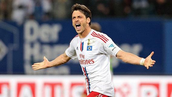 Kacar tuvo actuaciones claves en el último tramo de Bundesliga. Foto: hsv.de