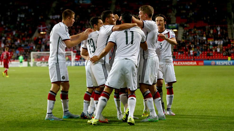 Alemania Sub-21 Europeo Juegos Olímpicos