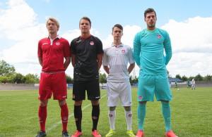 Camisetas 1.FC Kaiserslautern 2015/16