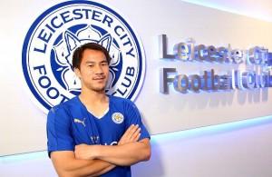 Shinji Okazaki Mainz 05 Leicester City