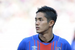 Yoshinori Muto llega procedente del FC Tokio. Foto: footballchannel.asia
