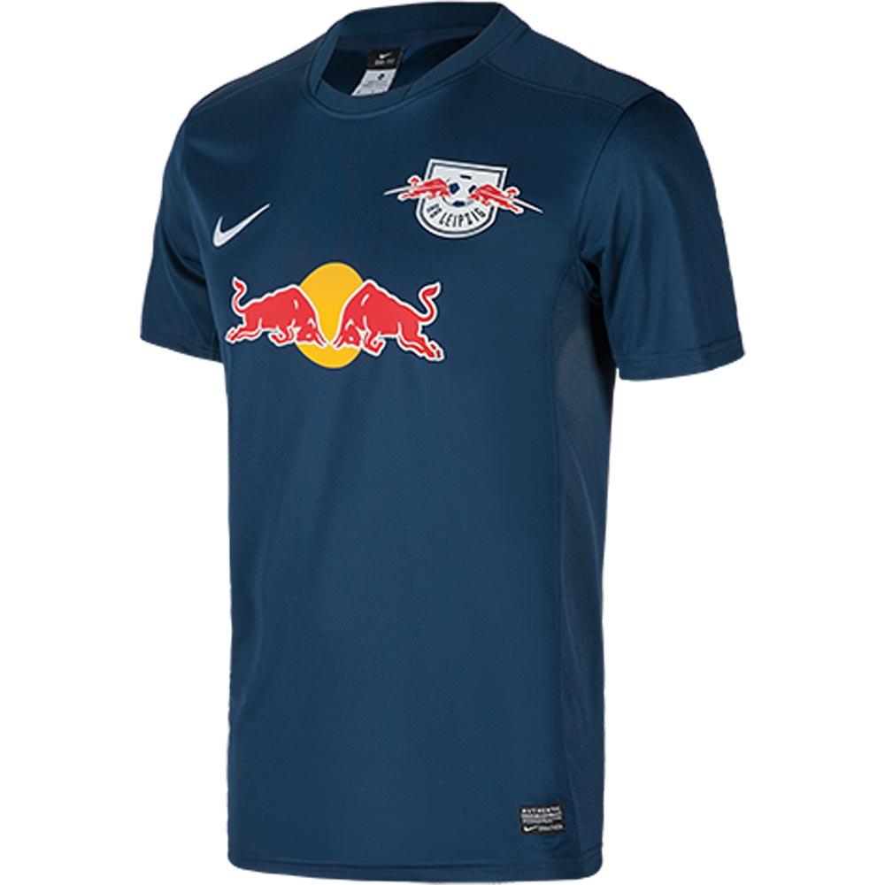 Camiseta visitante del RB Leipzig. Fuente: nurfussball.com