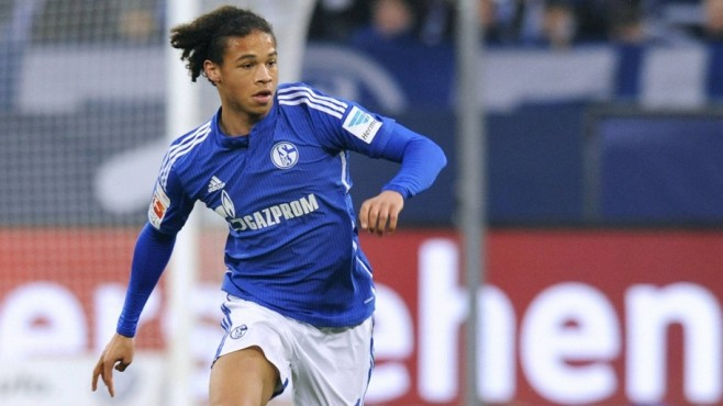 Leroy Sané renueva Schalke 04