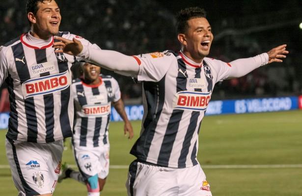 El buen momento del mediocampista colombiano Edwin Cardona con el Monterrey lo ha puesto en la mira del Schalke 04. Fuente: elsiglodetorreon.com.mx
