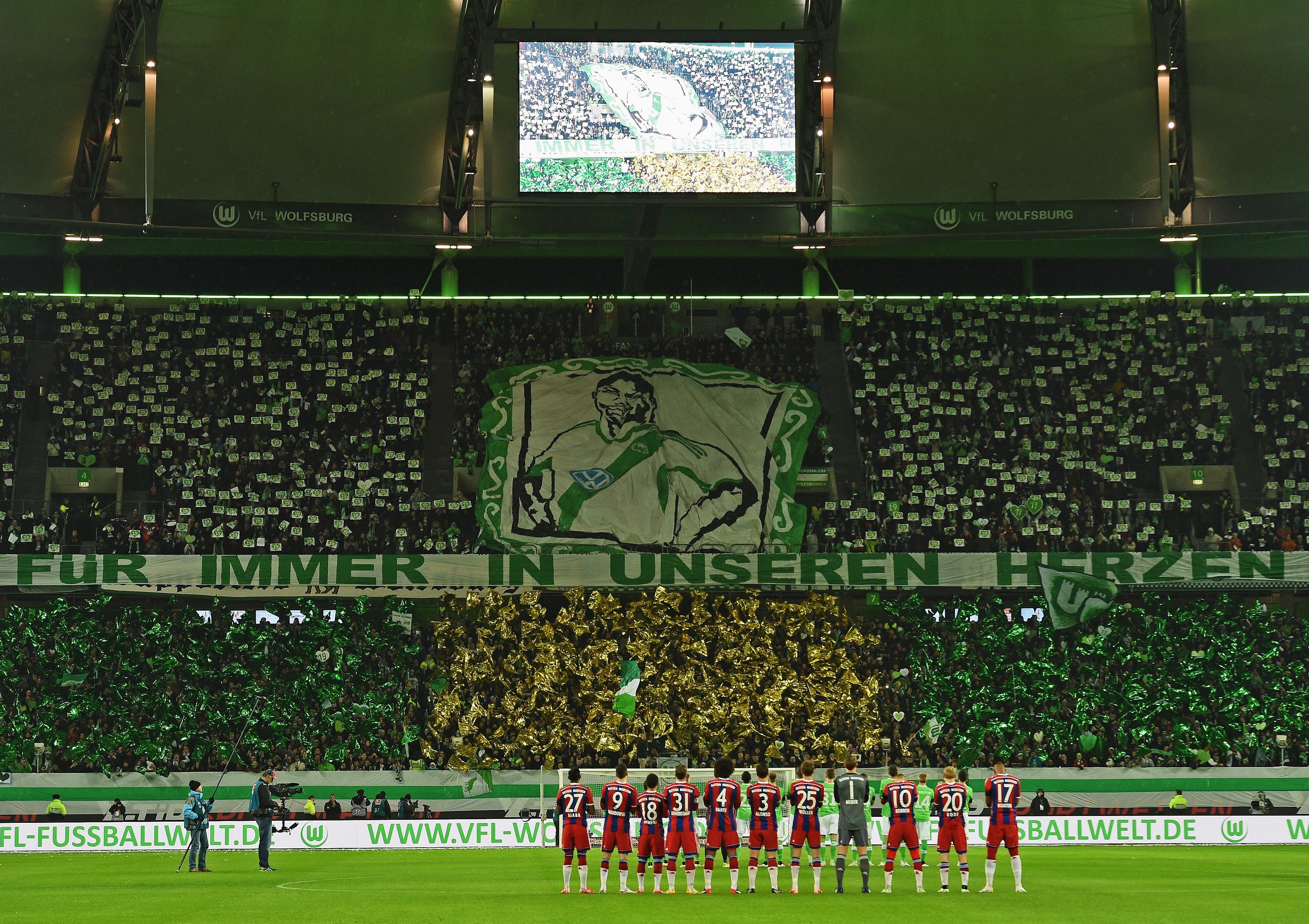 Momentos emocionantes Bundesliga 2014/15