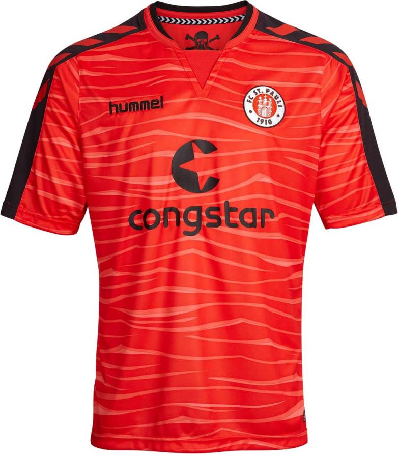 Tercer uniforme del St. Pauli para 2015/16. Fuente: nurfussball.com