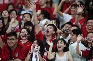Bayern Múnich China