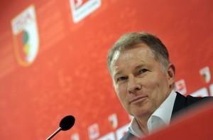 Stefan Reuter, director deportivo del FC Augsburg. Imagen procedente de: sueddeutsche.com