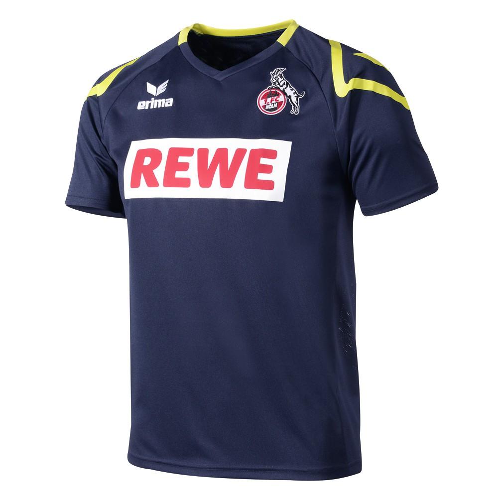 Tercer uniforme del Köln para 2015/16. Fuente:nurfussball.com
