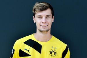 Jon Goranc-Stankovic, jugador ascendido del filial para esta pretemporada. Imagen procedente de: siol.net
