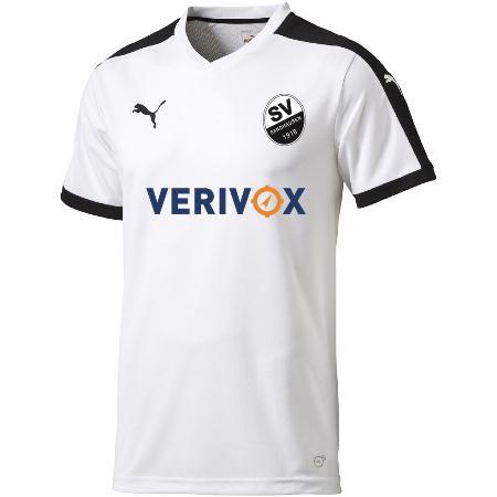 Nuevo uniforme local del Sandhausen para la temporada 2015/16. Fuente: Tienda online oficial del equipo (en alemán)