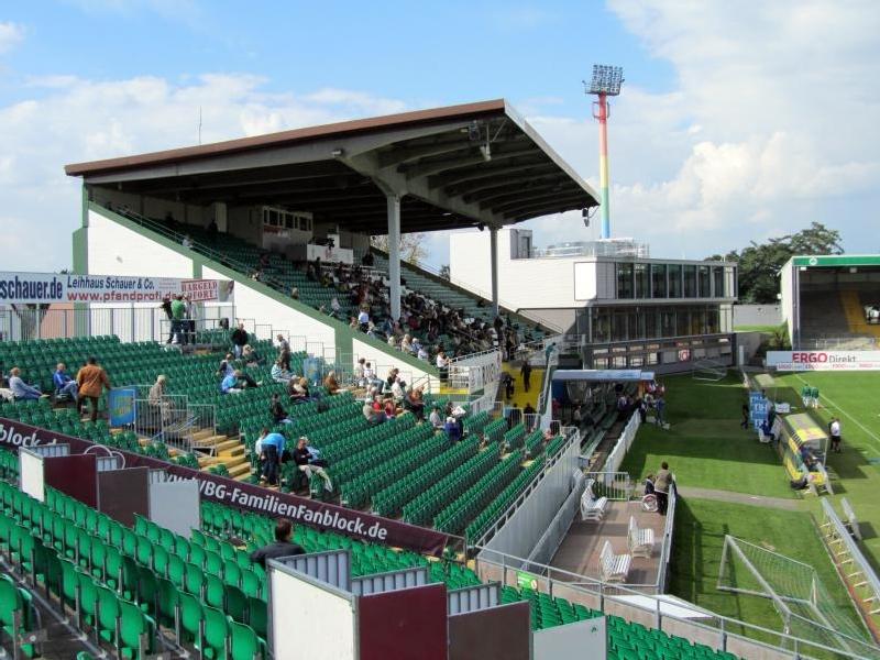 Esta es la zona principal de remodelación. Foto: footballstadiums.com