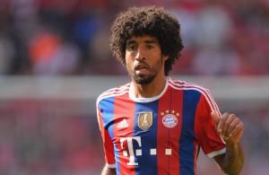 Dante Bayern Múnich ficha Wolfsburgo