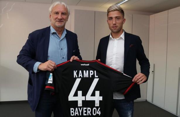 Bayer Leverkusen Kevin Kampl