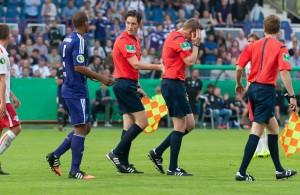 sanciones VfL Osnabrück RB Leipzig