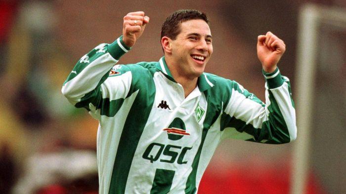 Claudio Pizarro Werder Bremen