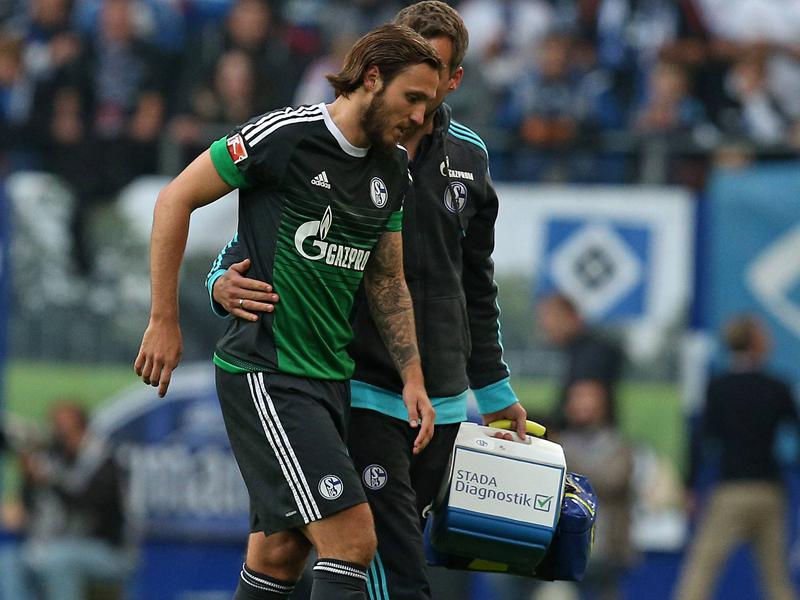 Marco Höger lesión