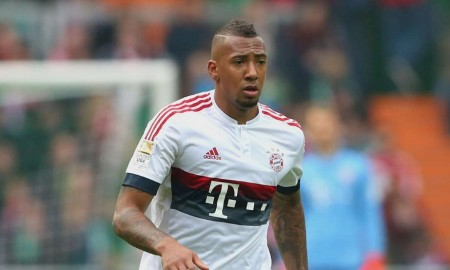 Jerome Boateng ha llegado a un acuerdo para quedarse en Munich hasta 2021. Imagen de bild.de