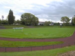 Glück-Auf Kampfbahn, estadio del Schalke desde su fundación en 1904 hasta el año 1973. Imagen procedente de: upload.wikimedia.org