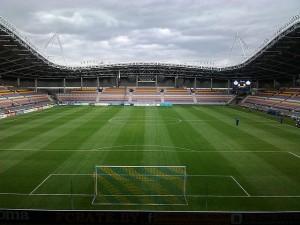 Borisov Arena. Escenario del partido. Imagen procedente de: upload.wikipedia.org