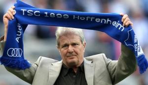 Dietmar Hopp, uno de los hombres más ricos de Alemania, co-fundador de SAP SE y presidente y mecenas del TSG Hoffenheim. Imagen procedente de: spox.com