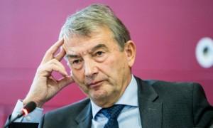 Wolfgang Niersbach dimitió de su cargo en la presidencia de la DFB debido al escándalo del Mundial 2006. Fuente: espn.com