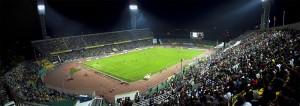 Kuban Stadium. Estadio del Kransodar. Imagen procedente de: kubanphoto.ru