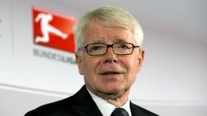 Reinhard Rauball. Presidente de la DFL y del Borussia Dortmund. Imagen procedente de: blnorge.com