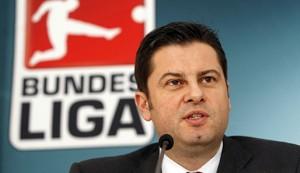 Christian Seifert, presidente de la Junta Ejecutiva de la DFL. Imagen procedente de: spox.com