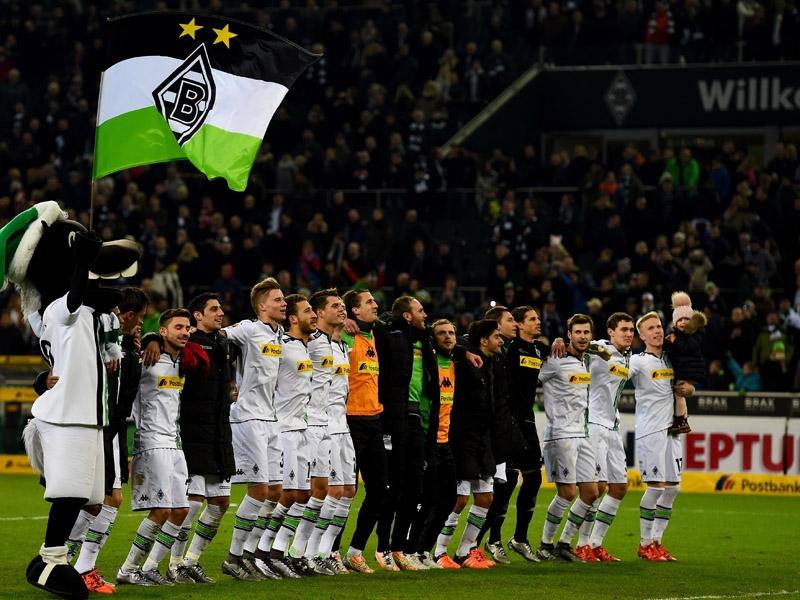 Borussia Mönchengladbach buscará a base de buenos resultados volver a soñar con la Champions, de la que no están muy lejos. Foto: www.kicker.de // getty images