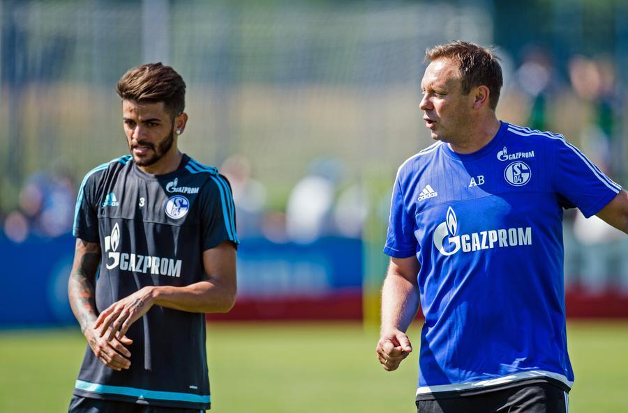 Schalke aprovecha el buen clima de la Florida para pasar el invierno y prepararse con miras a la segunda mitad de la temporada. Foto de ruhrnachrichten.de