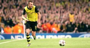 Kevin Grosskreutz en su etapa como jugador del Borussia Dortmund. Imagen procedente de: bvb.de