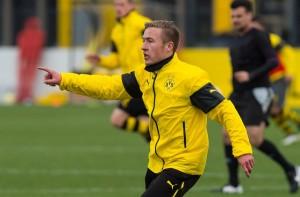 Felix Passlack, canterano del Borussia Dortmund. Imagen procedente de: ruhrnachrichten.de
